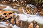 Whitewater and Rocks — Stock Photo
