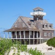 Oregon Inlet Life Saving Station — Stock Photo