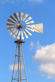 Windmill and Sky — Stock Photo