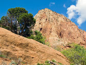Kolob Canyon Boulders — Stock Photo