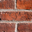 Textured Brick in the Wall — Stock Photo