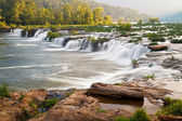 Sandstone Falls on the New River — Stock Photo
