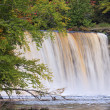 Stock Photo: Upper Tahquamenon Falls