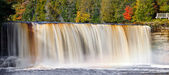 North Woods Waterfall — Stock Photo