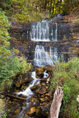 Alger Falls in Munising, Michigan — Stock Photo