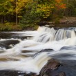 Bond Falls in Autumn — Photo