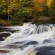 Upper Bond Falls in the Fall — Stock Photo