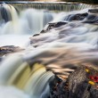 Stock Photo: Bond Falls Whitewater