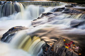 Bond Falls Whitewater — Stock Photo