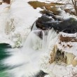 Winter Waterfall — Stock Photo #40881177