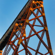 Stock Photo: Towering Trestle