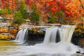 Colorful Cataract Falls — Stock Photo