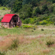Weathered Virginia Barn — Stock Photo