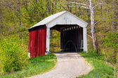 Bowsher Ford Covered Bridge — Stockfoto