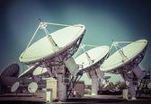 Satelliti — Foto Stock