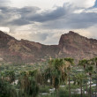 Landscape photo of majestic Camelback Mountain Phoenix in Scottsdale Arizona — Stock Photo #30056571