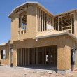 New home under construction — Stock Photo #30075731