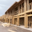 New home under construction — Stock Photo #30602413