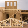 New home under construction — Stock Photo #30602467