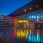 Modern art center in Tempe, Arizona,USA — Stock Photo #39208929