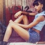 Brooklyn Girl — Stock Photo