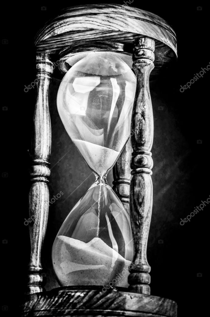 Old Fashioned Hourglass