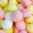 Meringue — Stock Photo