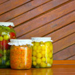 Vegetable preserves — Stock Photo #29509545