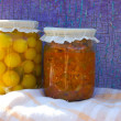 Vegetable preserves — Stock Photo #29510191