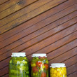 Vegetable preserves — Stock Photo #29886101