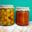 Vegetable preserves — Stock Photo #30638891
