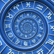 Zodiac spiral — Stock Photo #19699749