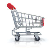 Shopping cart — Стоковое фото