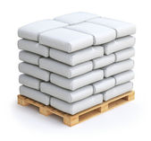 White sacks — Stock Photo