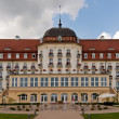 Grand Hotel in Sopot - Stock Photo
