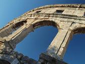 Archs van amfitheater — Stockfoto