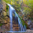 Jur-jur waterfall — Stock Photo