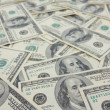 US dollars background — Stock Photo #14151250