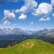 Stock Photo: Mountain country