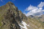 Mountain backbone — Stock Photo