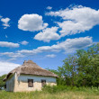 Stock Photo: Old rural house