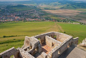 Slovakia Spis Castle — Stock Photo