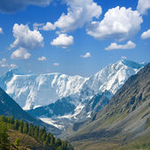 Majestic mountain view — Stockfoto