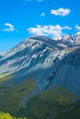 Mountain ridge — Stock Photo