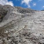 Big glacier — Stock Photo