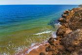 美しい海の湾 — ストック写真