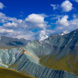 Altai mountain scene — Stock Photo