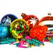 Beautifull christmas decoration — Stock Photo