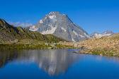Pshish mount panorama — Zdjęcie stockowe