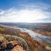 South bug river ukraine — Stock Photo